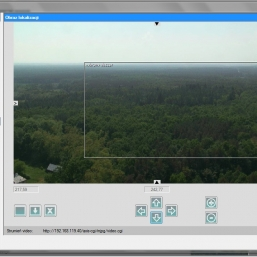 VMS Forester - detection area definition